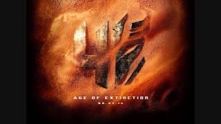 Transformers Age of Extinction Linkin Park Powerless Remix