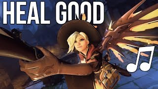 Overwatch Song - Heal Good (Gorillaz - Feel Good Inc PARODY) ♪