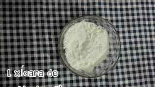 Como fazer massa de biscuit artesanal