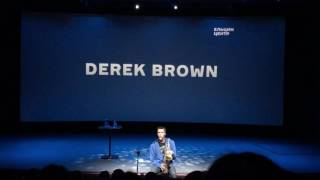 BEATBoX SAX | Derek Brown | Russia