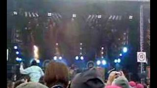 stone sour live @ pinkpop 2007 through the glass
