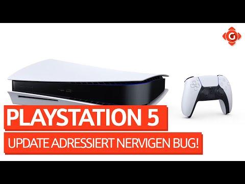 PlayStation 5 Update adressiert nervigen Bug! Overwatch kostenlos spielen! | GW-News 23.12