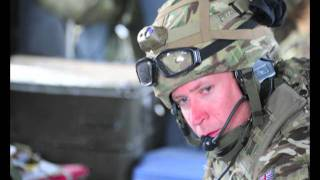Medical Emergency Response Team (MERT) at Camp Bastion