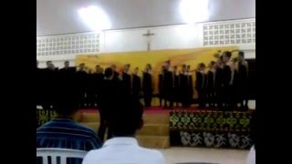 Didn't My Lord Deliver Daniel_San Jose Choir