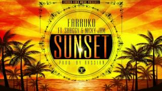"Farruko - Sunset ft Shaggy,,Nicky Jam """"Full-HD"