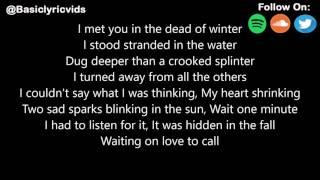 Chelsea Cutler - Thunder Clatter (Wild Club Cover) (Lyrics)