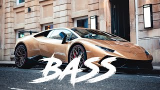 TroyBoi - Frustrated ft. Destiny (licka rish Remix) (Bass Boosted)