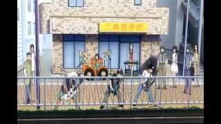 Ah! My Goddess! - OVA 03 (2011-2013) - Train Station Confession Performance