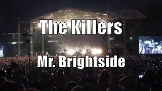 The Killers - Mr. Brightside Live in Athens | Ejekt Festival 2017