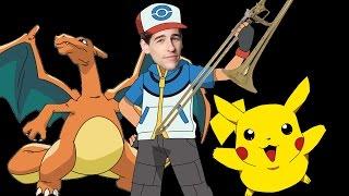 Pokemon Theme Song - Gotta Catch 'Em All: Trombone Arrangement