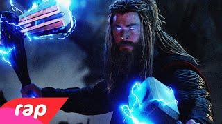 Rap do Thor (Vingadores: Ultimato) - EU AINDA SOU DIGNO | NERD HITS