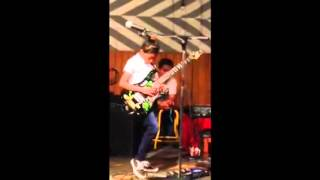 Live-Arpeggios from Hell by-Yngwie Malmsteen cover-Ayu gusfanz 9 years Old from Indonesia