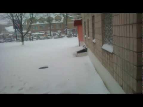 Ternopil 2012 Snow