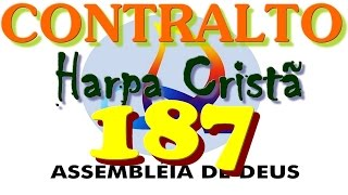 187-  MAIS PERTO, MEU DEUS DE TI!    -    CONTRALTO