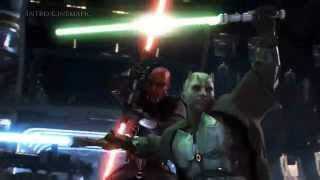 Star Wars The Old Republic Skillet Awake And Alive
