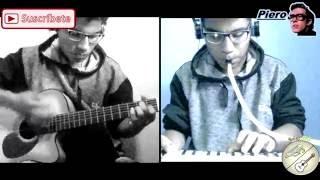 Viejo mi querido viejo PIERO Video Acustico Guitarra y Melodica Cover - ERICKHO