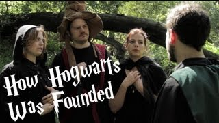 How Hogwarts was Founded