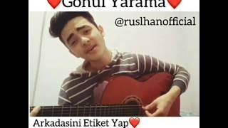 Uzgunum Ruslhan Gitar cover
