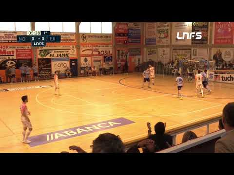 Noia Portus Apostoli 1 - 2 CD El Ejido Futsal (2º Partido | 1ª Fase | Play Off Ascenso)