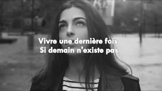 Léa Paci Pour aller ou Paroles