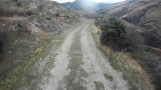XC MTB -  Moonlight Track, Queenstown - New Zealand.