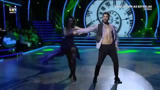 Dança com as Estrelas : O «paso doble» de José Condessa e Ana