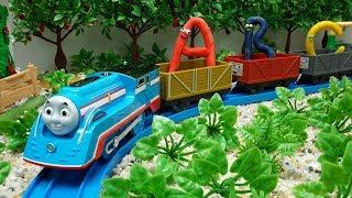 Thomas The Train   ABC Alphabet Song Nursery Rhymes for Kids