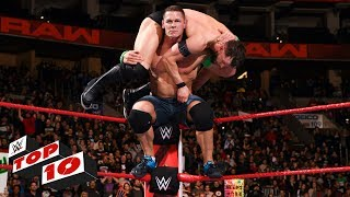 Top 10 Raw moments: WWE Top 10, January 29, 2018