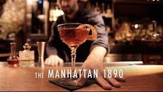 Jonathan Howard's Vintage Take On the Manhattan - Liquor.com