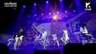 [LIVE]150713 INFINTIE- Love letter @Showcase