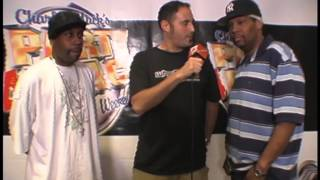 DJ EZ Rock (RIP) and Rob Base on WHO?MAG TV interview (throwback)