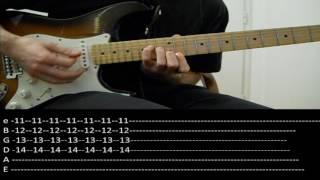RHCP - Encore (lesson w/tabs)