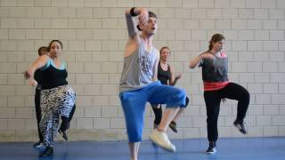 Peter Andre -  Mysterious Girl (Dance Fitness Choreo)
