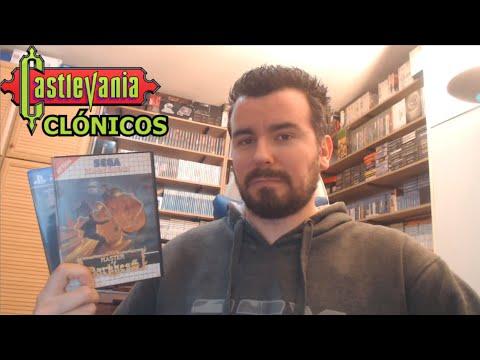 JUEGOS CLÓNICOS / INSPIRADOS EN LA SAGA CASTLEVANIA