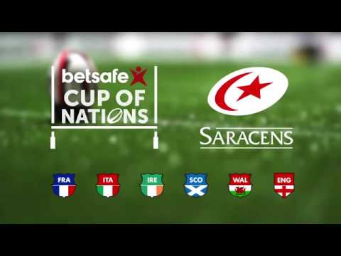 Betsafe Cup of Nations - Episode 2 (Through the Pack)