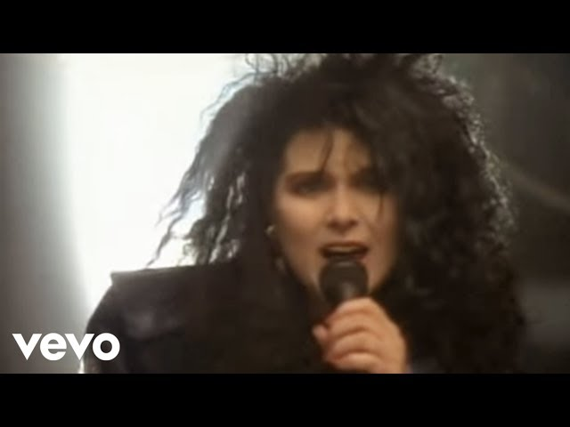 "Vídeo oficial de ""Never"" de Heart"