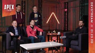 Apex Legends Season 4 Reveal Devstream
