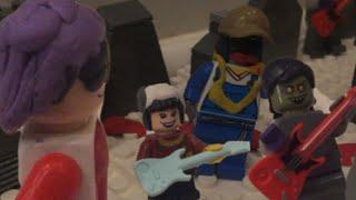 Gorillaz-Clint Eastwood (Lego Music Video)