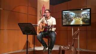 Arnald Pedrós - El Muerto Vivo (Cover de Peret) en Telemundo, Puerto Rico