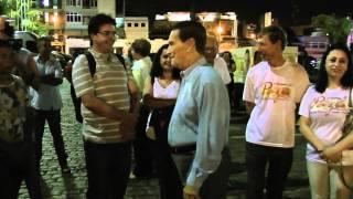 Divaldo Franco-14º Você e a Paz-Salvador BA-Bairro Mouraria-inicio 16/12/2011