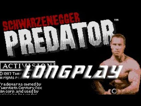 Longplay @174 Predator Commodore Amiga
