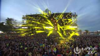 CID & Mednas - ILL Behavior live at Ultra Music Festival