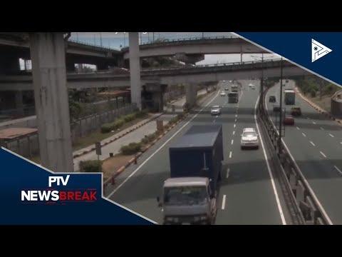 NEWS BREAK: South tollways, ilang araw na hindi maniningil ng toll fee