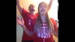 """Christian Rap - Kingdom Muzic - Bryann & Monica Trejo """"Kingdom Minded In Jesus Name""""(@ChristianRapz)"""