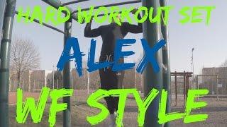 Hard Workout Set - Alex - WF style