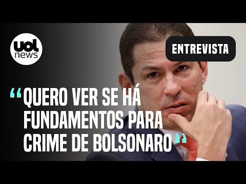 "Marcelo Ramos fala sobre acesso a pedidos de impeachment: ""Preciso estar preparado"""