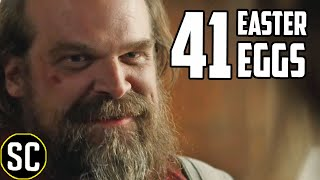 Black Widow Trailer: Easter Eggs and Secrets