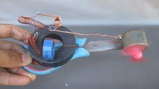 free energy device | DIY Youtube