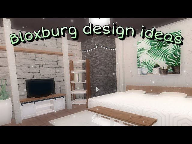 Download Roblox Bloxburg Bedroom Ideas Youtube Thumbnail Create Youtube