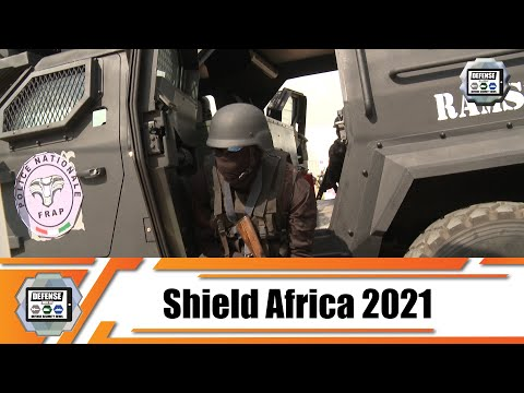 ShieldAfrica 2021 Security and Defense Exhibition will take place in Côte d'Ivoire 7 - 10 June 2021